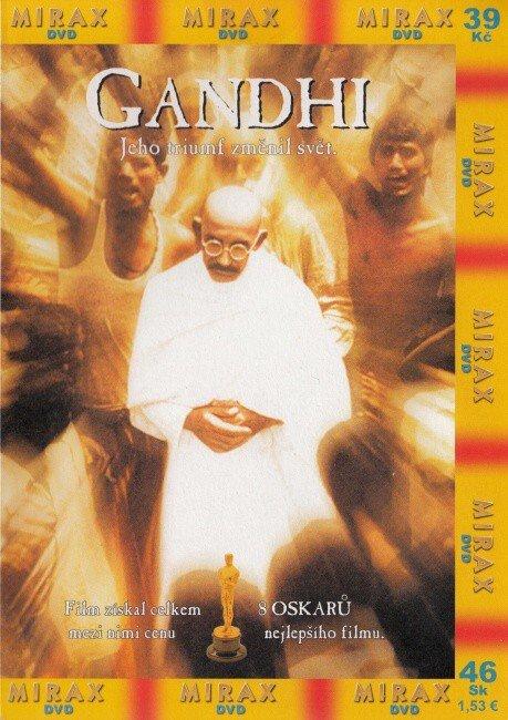 Gándhí (DVD) (papírový obal)