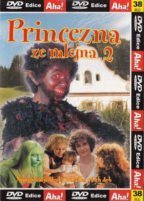Princezna ze mlejna 2 (DVD) (papírový obal)