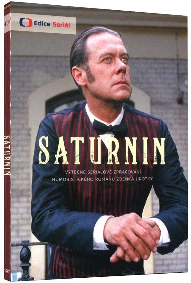 Saturnin (DVD) - remasterovaná verze