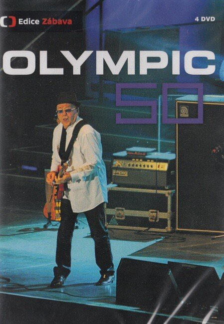 Olympic 50 - 4 DVD