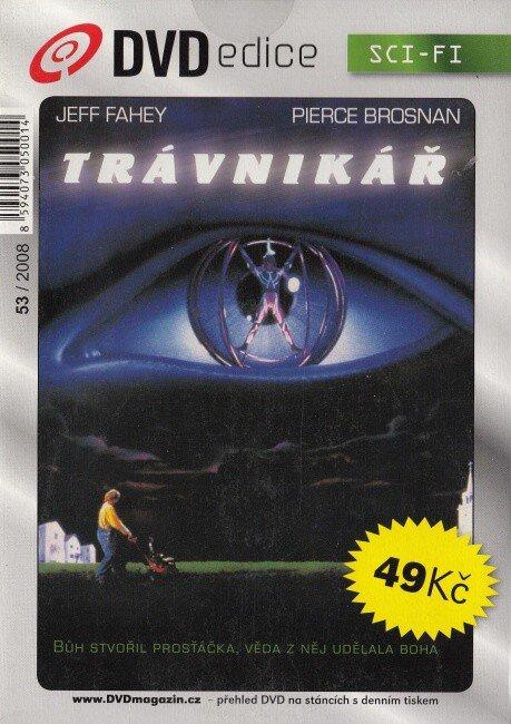 Trávníkář (DVD) (papírový obal)