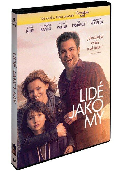 Lidé jako my (DVD) - české titulky