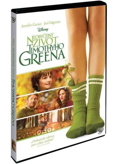 Neobyčejný život Timothyho Greena (DVD)