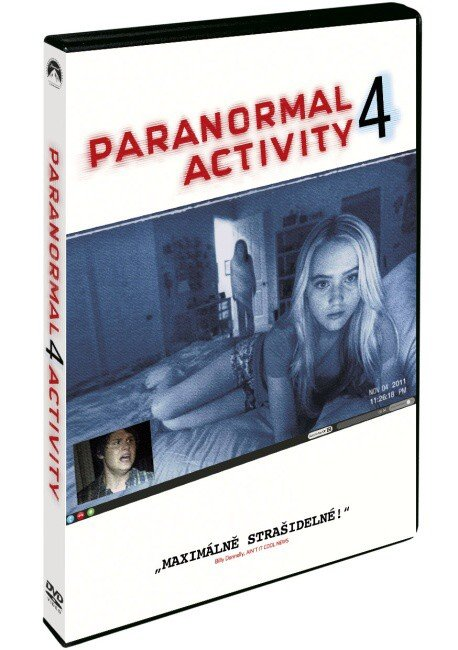 Paranormal Activity 4 (DVD)