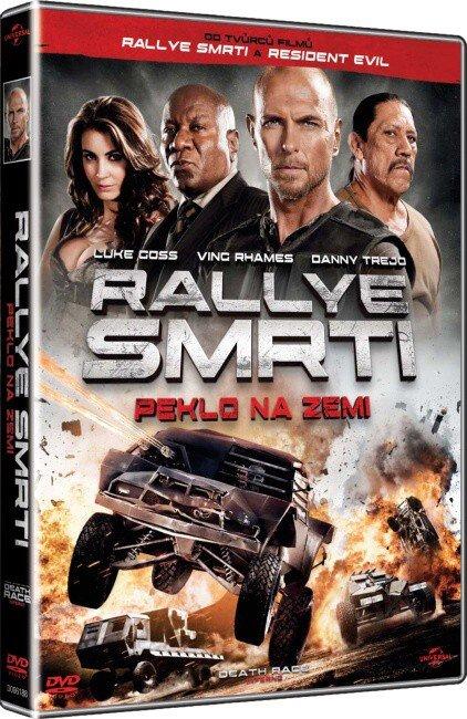 Rallye smrti: Peklo na zemi (DVD)