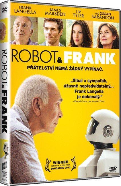 Robot a Frank (DVD)
