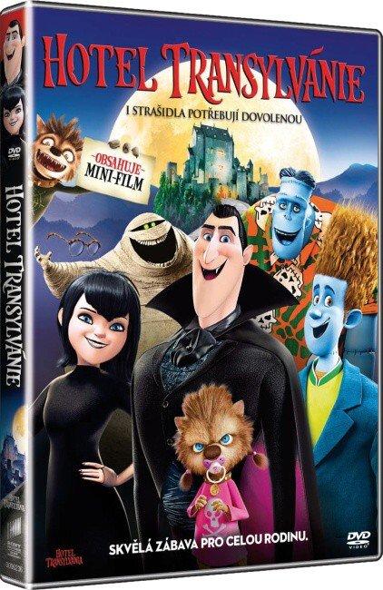 Hotel Transylvánie (DVD)