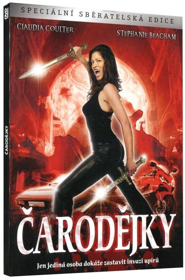 Čarodějky (DVD)