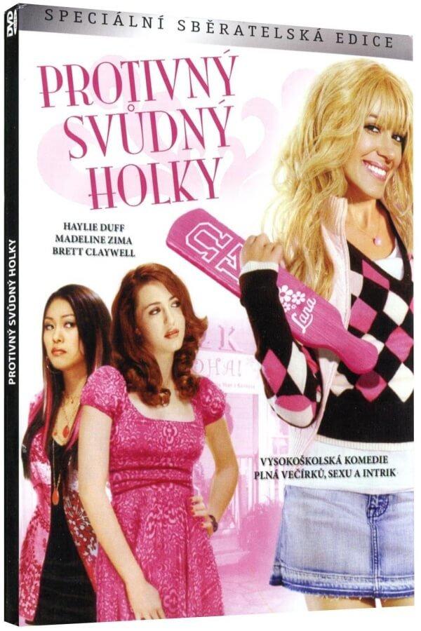 Protivný svůdný holky (DVD)