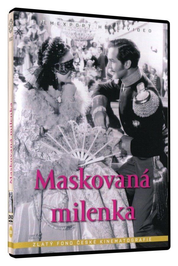Maskovaná milenka (DVD)