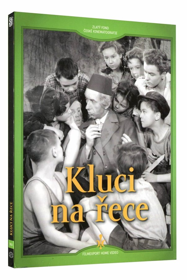 Kluci na řece (DVD) - digipack