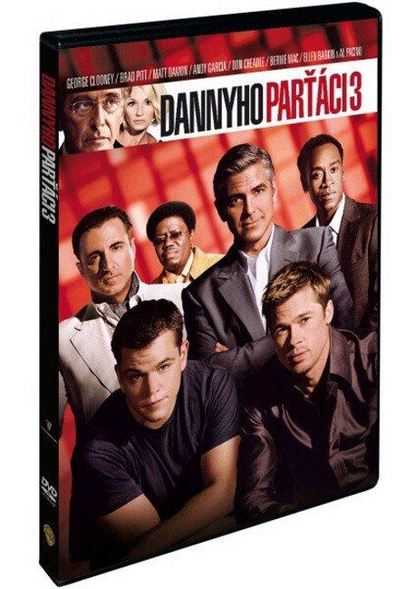 Dannyho parťáci 3 (DVD) - Bomba AKCE za 149 kč