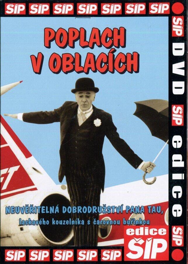 Poplach v oblacích (DVD) (papírový obal)