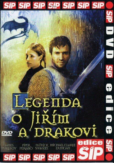 Legenda o Jiřím a drakovi (DVD) (papírový obal)