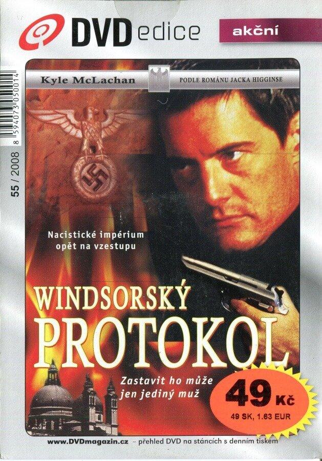 Windsorský protokol (DVD) (papírový obal)