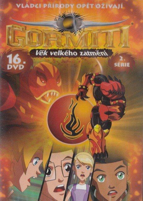 Gormiti 16 (DVD)