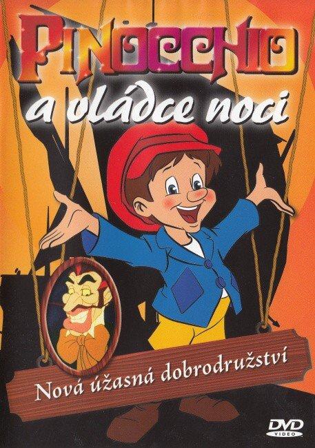Pinocchio a vládce noci (DVD)