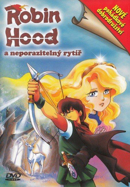 Robin Hood a neporazitelný rytíř (DVD)