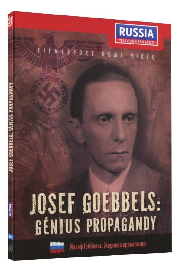 Josef Goebbels: Génius propagandy (DVD)