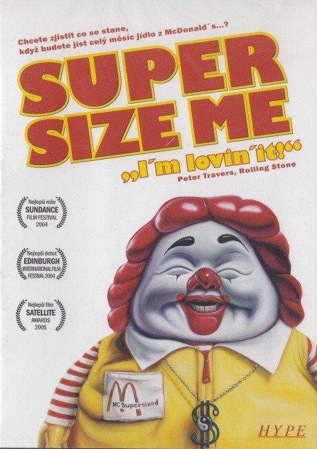 Super Size Me (DVD) - české titulky