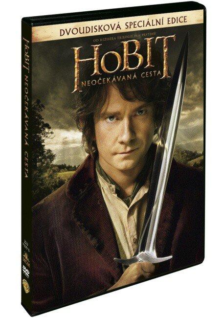 Hobit: Neočekávaná cesta (2 DVD)