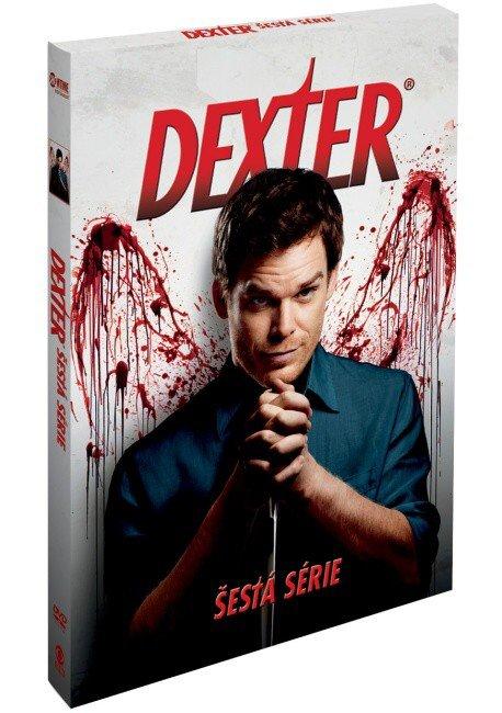 Dexter - 6. série - 3 DVD