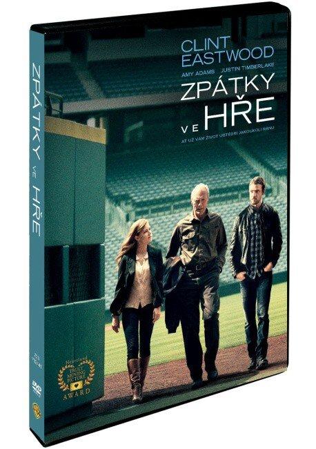 Zpátky ve hře (DVD)