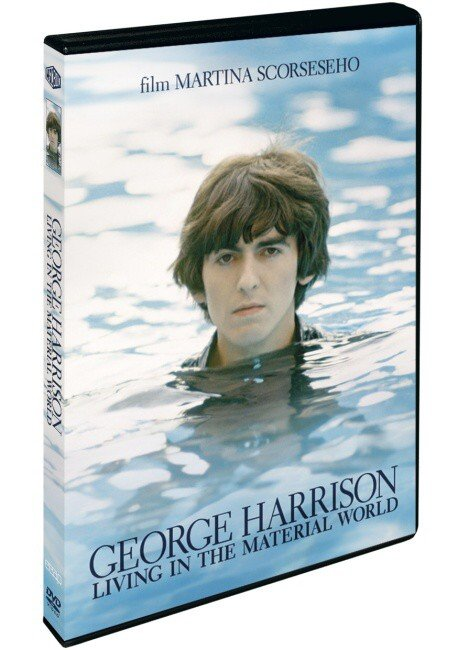 George Harrison: Living in the Material World 2 DVD - české titulky