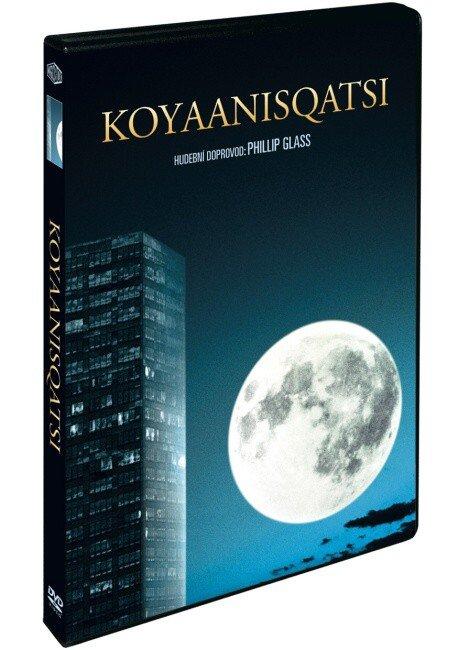 Koyaanisqatsi (DVD)
