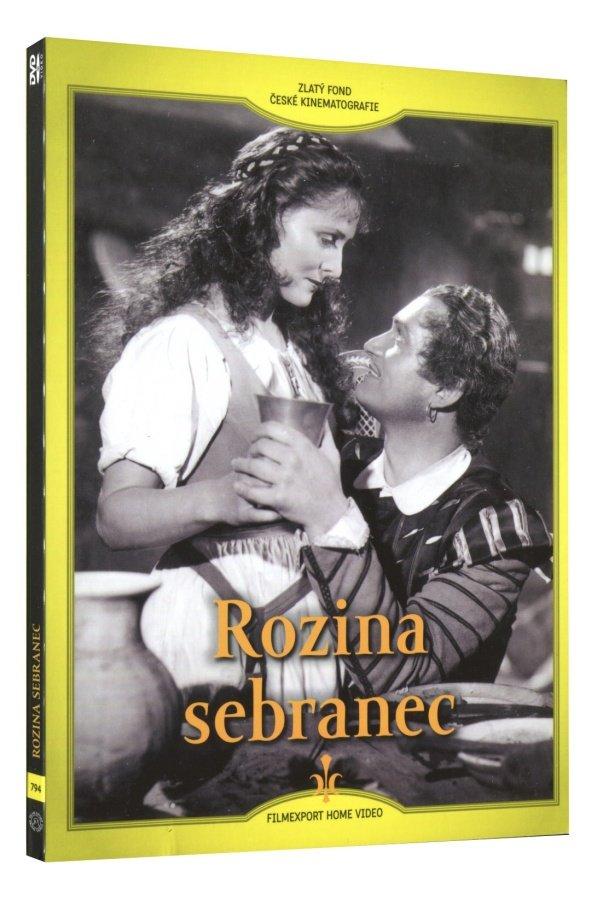Rozina sebranec (DVD) - digipack
