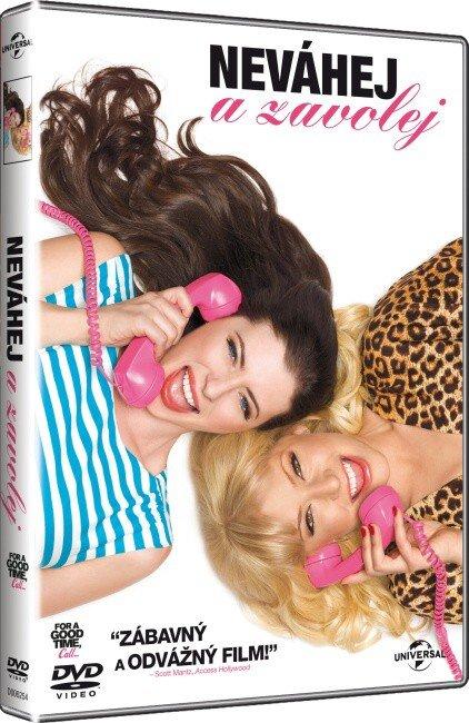 Neváhej a zavolej (DVD)