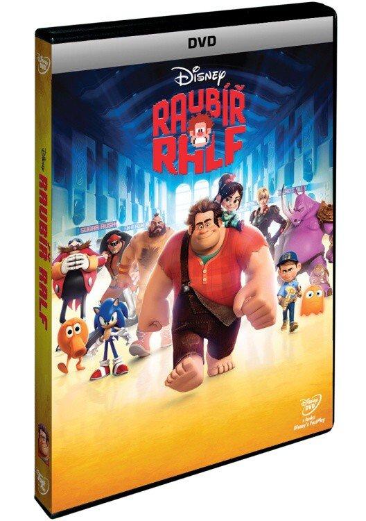 Raubíř Ralf (DVD)