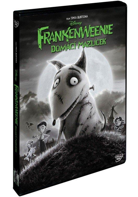 Frankenweenie: Domácí mazlíček (DVD) - české titulky