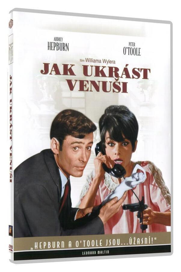 Jak ukrást Venuši (DVD)