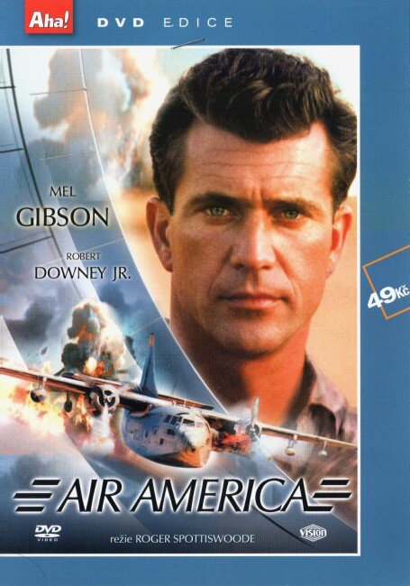 Air America (DVD) (papírový obal)