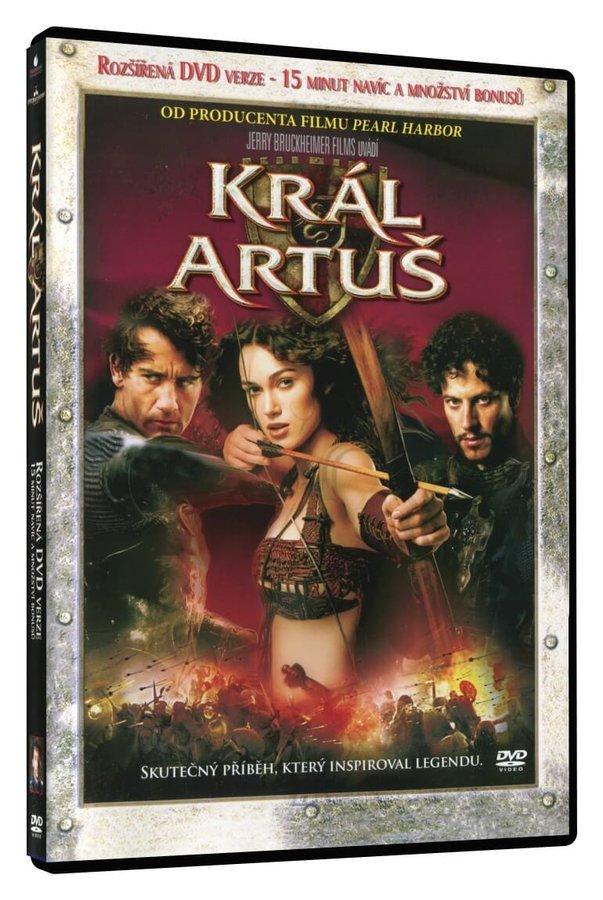 Král Artuš (DVD) - režisérská verze
