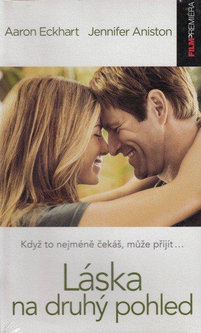 Láska na druhý pohled (DVD) (papírový obal)
