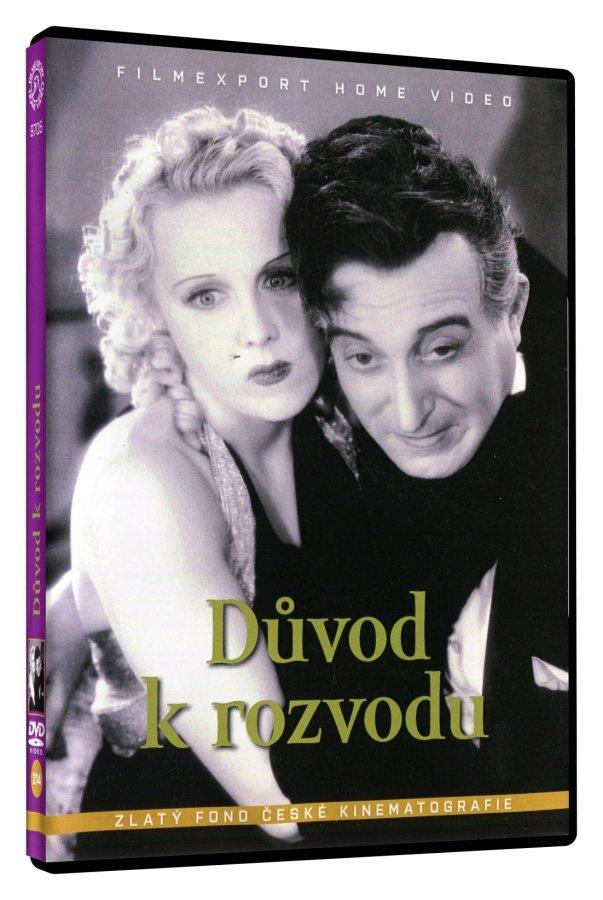 Důvod k rozvodu (DVD)