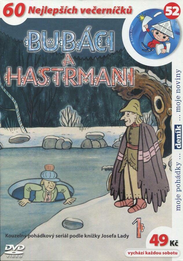 Bubáci a hastrmani 1 (DVD) (papírový obal)
