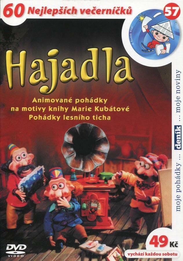 Hajadla (DVD) (papírový obal)