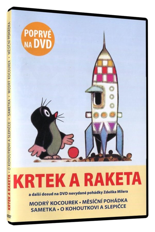 Krtek a raketa (DVD)