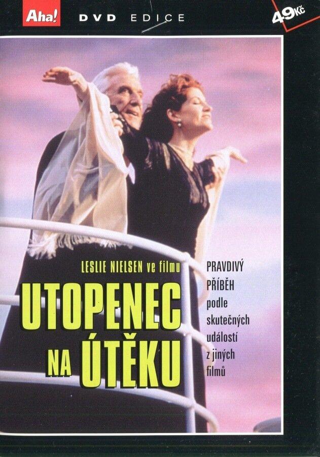 Utopenec na útěku (DVD) (papírový obal)