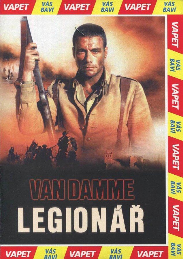 Legionář (DVD) (papírový obal)