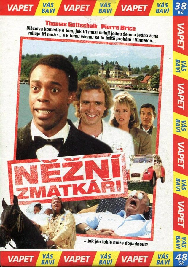 Něžní zmatkáři (DVD) (papírový obal)