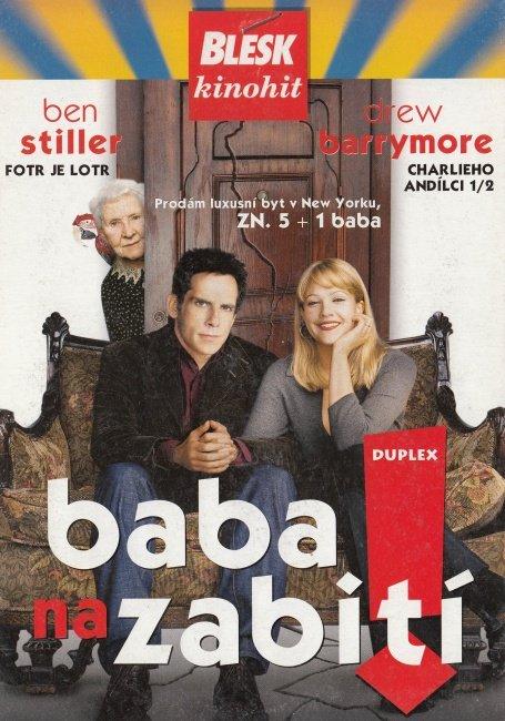 Baba na zabití (DVD) (papírový obal)