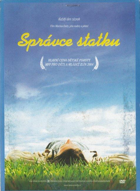 Správce statku (DVD) (papírový obal)