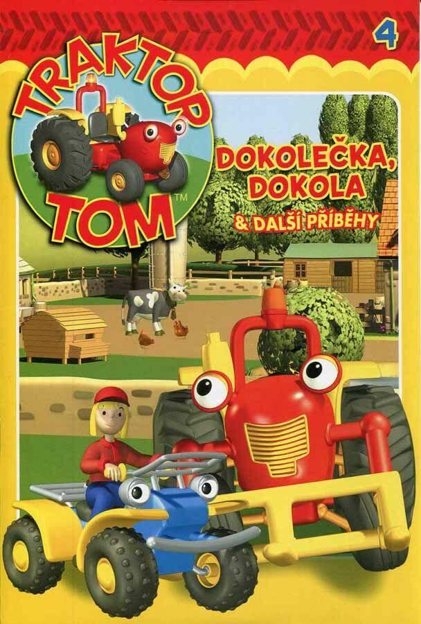 Traktor Tom 4 (DVD) (papírový obal)
