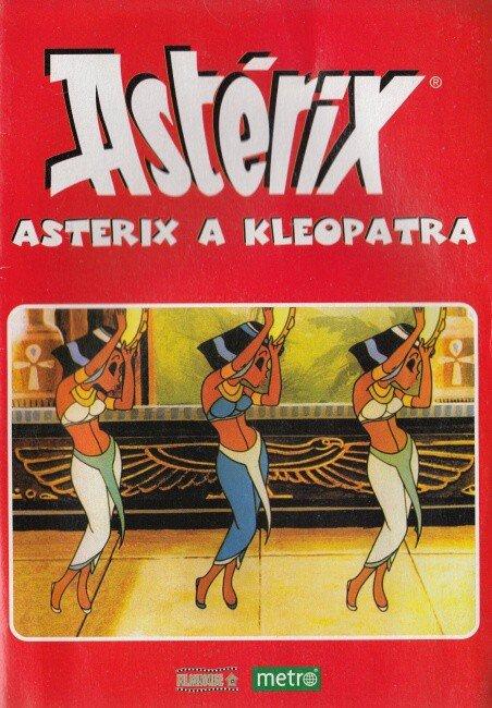 Asterix - Asterix a Kleopatra (DVD) (papírový obal)