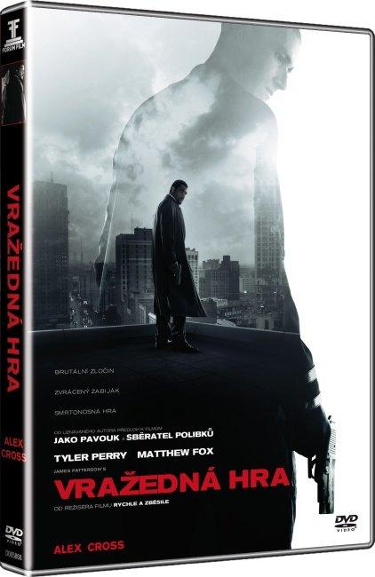 Vražedná hra (DVD)