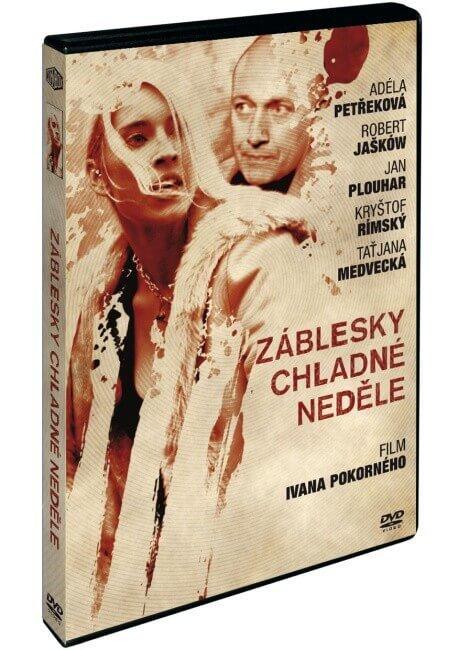 Záblesky chladné neděle (DVD)